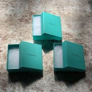 Tiffany & Co. boxes